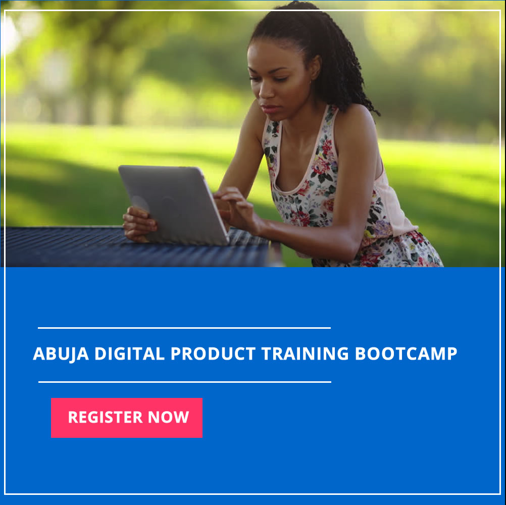 Digital Product Training (Abuja)