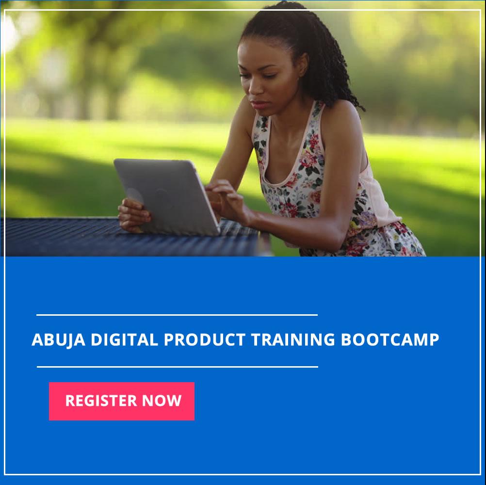 Digital Product Training (Abuja)
